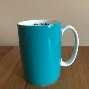 ♠KATE SPADE♠  Seize The Day Coffee Mug